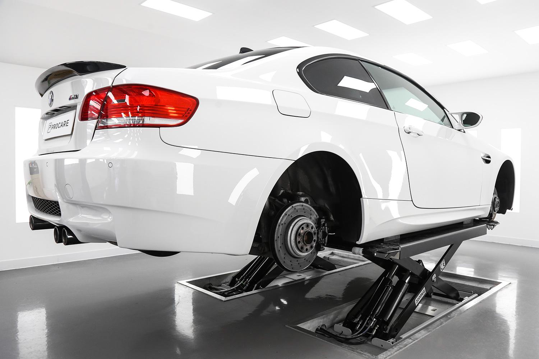 BMW M3 Detailing
